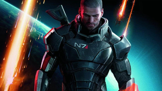 Mass Effect 3: Shepard © EA