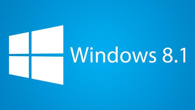 Windows 8.1 ©Microsoft
