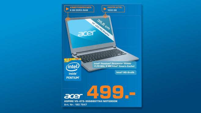 Acer Aspire V5-473-35568G1TAII ©Saturn