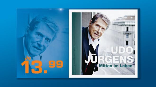 Udo Jürgens – Mitten im Leben ©Saturn
