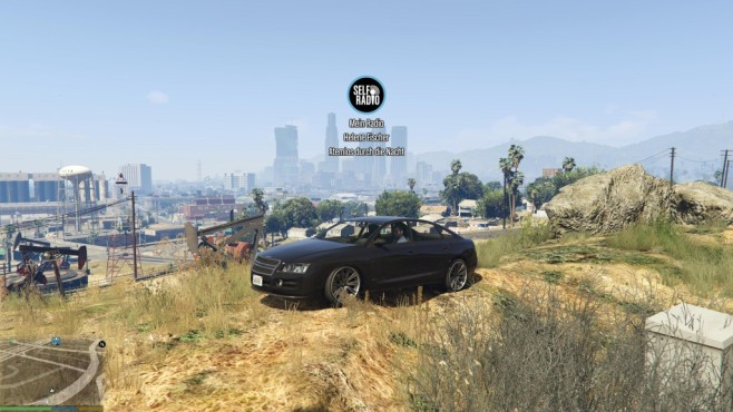 GTA 5 PC-Version: Eigene Musik © Rockstar Games