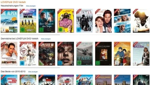 Lovefilm-Verleih © Amazon