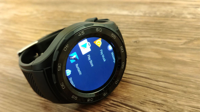 Android-Wear-Smartwatches: Eigener Play Store © Screenshot ? COMPUTER BILD