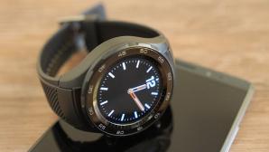 Smartwatch mit Android Wear ©COMPUTER BILD