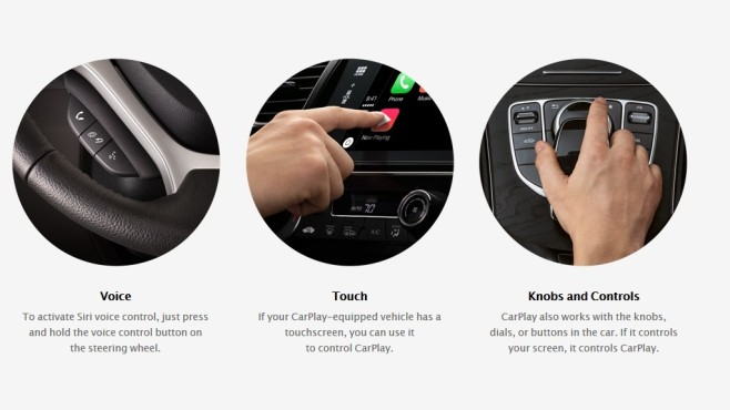 CarPlay © Apple, COMPUTER BILD