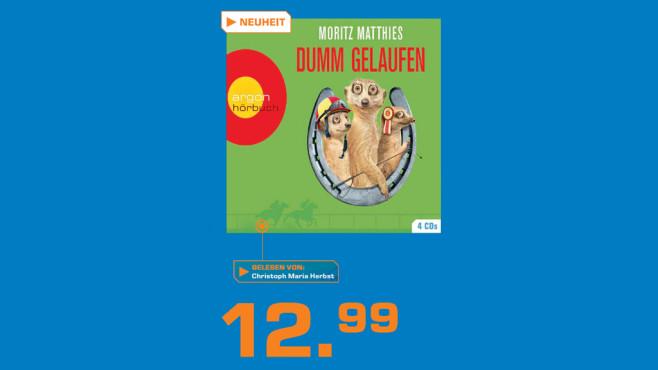 Moritz Matthies – Dumm gelaufen ©Saturn