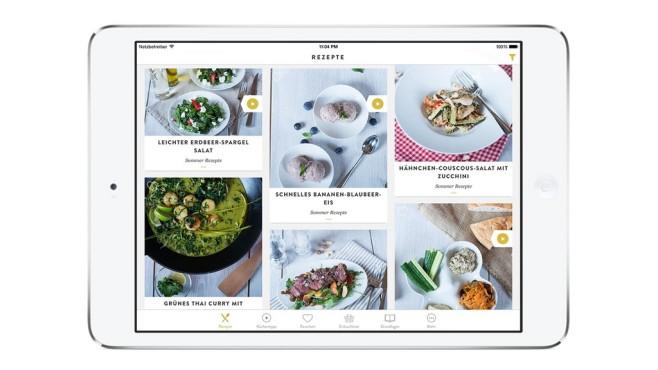 Kitchen Stories App ©Kitchen Stories