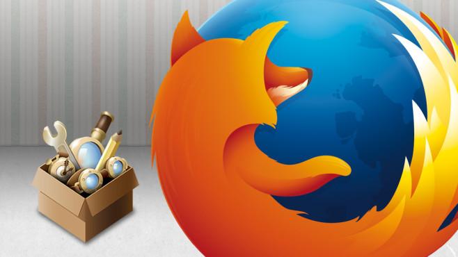 Firefox individualisieren: Die beliebtesten Add-ons ©Mozilla