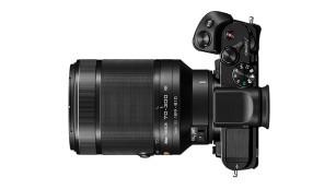 Nikon 1 V3 mit 70-300 ©Nikon