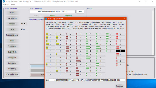Strong Passwords Need Entropy (SPNE) ©COMPUTER BILD