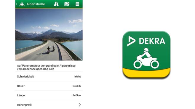 DEKRA Motorrad ©DEKRA Automobil GmbH