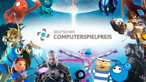 Deutscher Computerspielpreis: Logo ©Deutscher Computerspielpreis