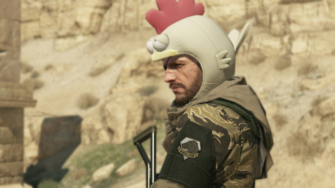 MGS 5 – The Phantom Pain © Konami