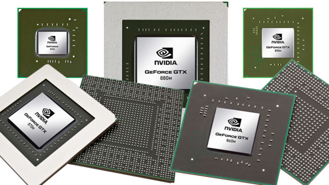 Nvidia Geforce 800M ©Nvidia