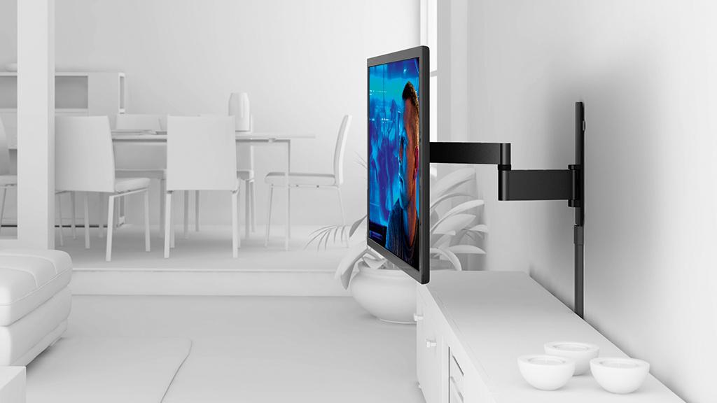 tv wandhalterungen das sind die beliebtesten modelle audio video foto bild. Black Bedroom Furniture Sets. Home Design Ideas