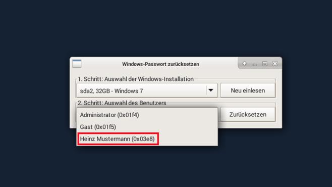 Ausgesperrt? So setzen Sie Ihr Windows-Kennwort zurück ©COMPUTER BILD