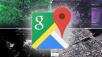 Google Maps mal anders ©Google