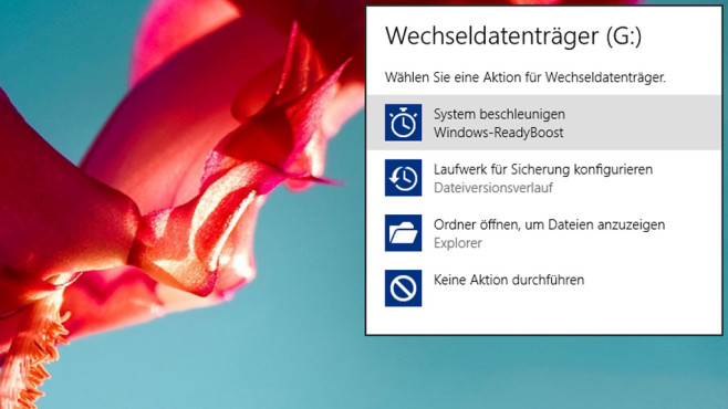 Windows 7/8: Arbeitsspeicher kinderleicht aufstocken ©COMPUTER BILD