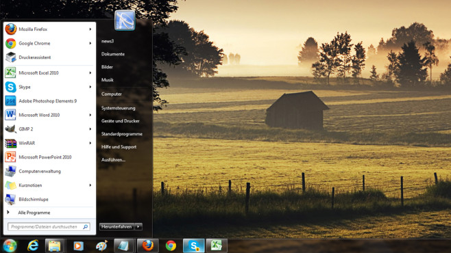Windows 7/8: Benutzerbild leicht änderbar ©COMPUTER BILD
