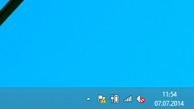 Windows 7/8: Datum und Uhrzeit im Blick ©COMPUTER BILD