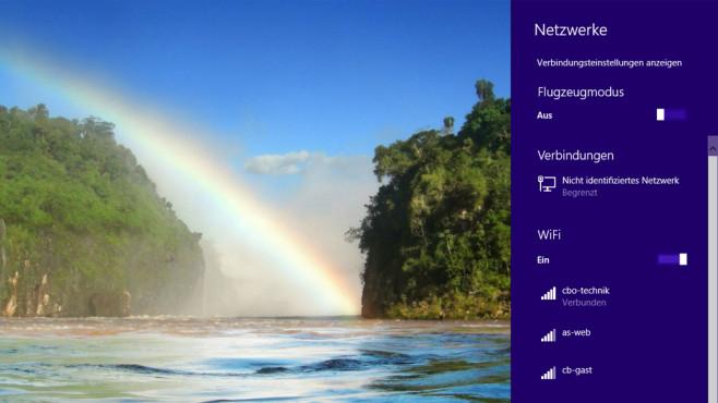 Windows 7/8: Fit für aktuellen WLAN-Sicherheitsstandard ©COMPUTER BILD