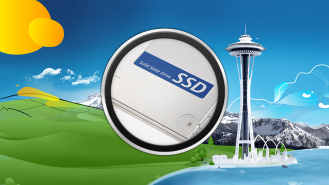 Windows 7/8: Kommt gut mit SSDs zurecht ©COMPUTER BILD