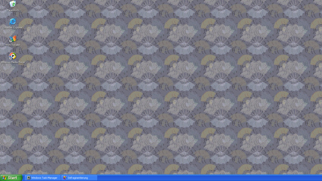 Windows XP: Angestaubte Optik, hässliche Animationen ©COMPUTER BILD