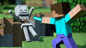 Minecraft: Kampf ©Mojang