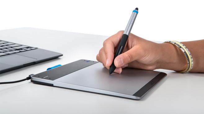 Wacom Intuos Pen & Touch S ©Wacom