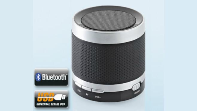 Maginon Bluetooth Minilautsprecher ©Maginon, Aldi