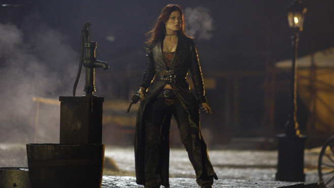 BloodRayne 2 ©� 2007 BR2 Productions Inc. All rights reserved.