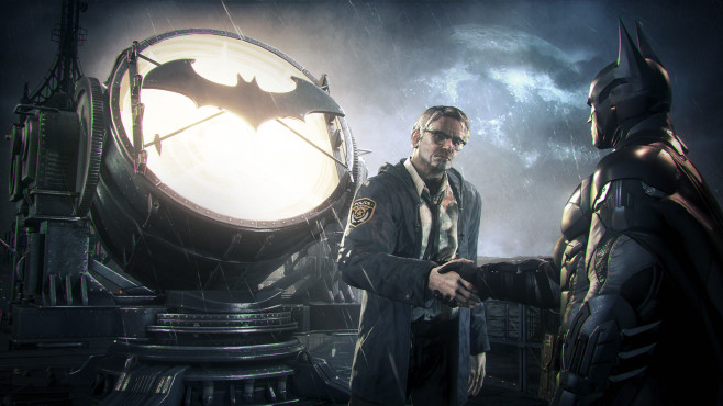 Actionspiel Batman – Arkham Knight: © Warner Bros. Interactive