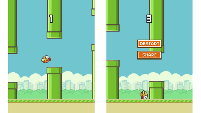 Flappy Bird © COMPUTER BILD