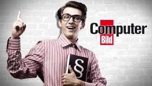 COMPUTER BILD Rechts-Tipps ©COMPUTER BILD, Serg Nvns - Fotolia.com