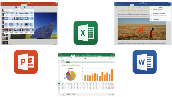 Word, Excel, Powerpoint © Microsoft