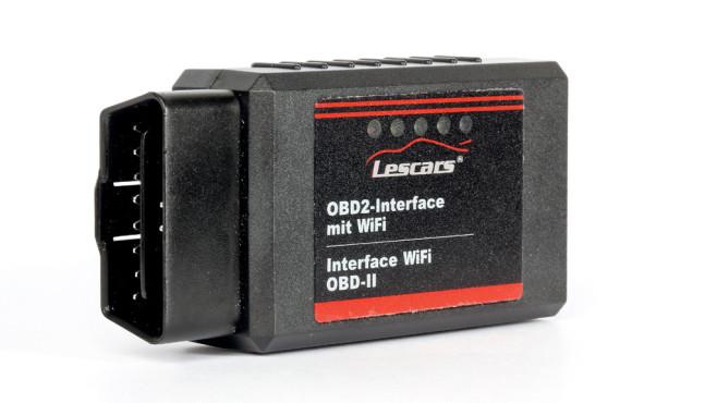 Lescars OBD-Adapter ©Lescars