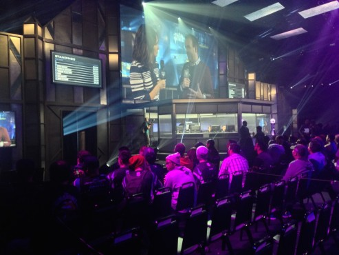 Call of Duty Champion 2014: Finaltag ©Activision