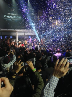 Call of Duty Championship 2014: Complexity © Activision
