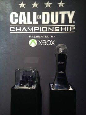 Call of Duty Championship 2014: Cup ©Activision