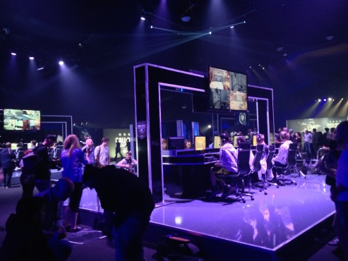 Call of Duty Championship 2014: Groupstage ©Activision