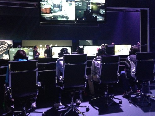 Call of Duty Championship 2014: Killerfish © Activision