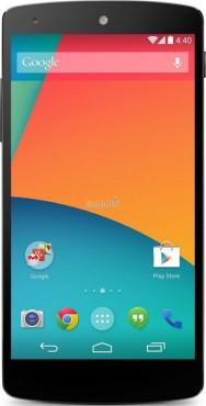 Google Nexus 5 ©Google