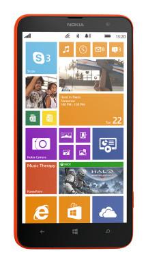 Nokia Lumia 1320 ©Nokia