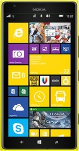 Nokia Lumia 1520 ©Nokia