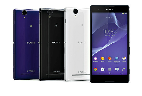 Sony Xperia T2 Ultra ©Sony