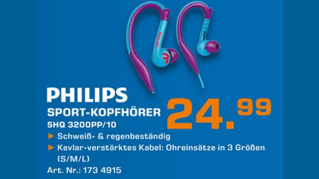 Philips SHQ 3200 ©Saturn