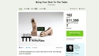 Bring Your Dick To The Table © Kickstarter