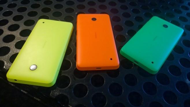 Lumia 620 in drei Farben ©COMPUTER BILD