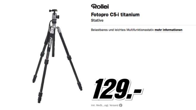 Rollei C5i ©Media Markt