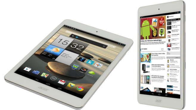 Acer Iconia A1-830 ©Acer